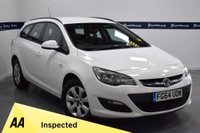 USED 2014 64 VAUXHALL ASTRA 1.6 DESIGN CDTI ECOFLEX S/S 5d 110 BHP EST (ONE OWNER - FULL SERVICE HISTORY)