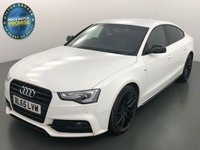USED 2015 65 AUDI A5 2.0 TDI S LINE BLACK EDITION PLUS 5d AUTO 187 BHP