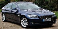 2011 BMW 5 SERIES 3.0 530D SE 4d AUTO 255 BHP £8990.00