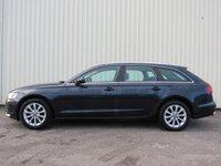 USED 2014 64 AUDI A6 2.0 AVANT TDI ULTRA SE 5d 188 BHP
