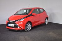 USED 2015 65 TOYOTA AYGO 1.0 VVT-I X-PRESSION X-SHIFT 5d AUTO 69 BHP SAT NAV + £0 TAX + LOW MILES