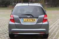 USED 2013 63 HONDA JAZZ 1.3 I-VTEC ES PLUS 5d AUTO 99 BHP