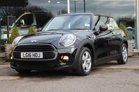 2016 MINI HATCH ONE 1.5 ONE D 3d 94 BHP £9412.00