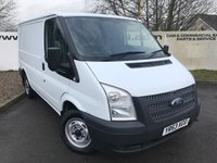 USED 2013 63 FORD TRANSIT 250 2.2 100 BHP LR **CHOOSE FROM 70 VANS**