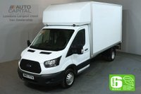USED 2017 67 FORD TRANSIT 2.0 350 129 BHP LWB EURO 6 TWIN WHEEL WITH TAIL LIFT LUTON VAN TWIN WHEELER 13 FOOT BED
