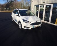 USED 2016 16 FORD FOCUS 1.0 TITANIUM NAVIGATOR ECOBOOST 125 BHP THIS VEHICLE IS AT SITE 2 - TO VIEW CALL US ON 01903 323333