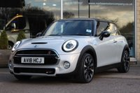 2018 MINI HATCH COOPER 2.0 COOPER S 3d 190 BHP £18987.00