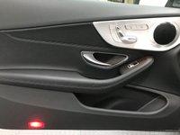 USED 2017 67 MERCEDES-BENZ C CLASS 2.1 C 250 D AMG LINE 2d AUTO 201 BHP FULL MERCEDES HISTORY - 1 OWNER - SAT NAV - LEATHER - CONVERTIBLE - REAR CAMERA - PARKING SENSORS