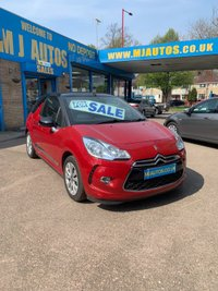 USED 2014 14 CITROEN DS3 1.2 DSIGN 3dr 82 BHP ***ZERO DEPOSIT FINANCE AVAILABLE***