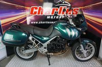 2005 TRIUMPH TIGER Excellent low mileage 955I Triumph Tiger Private Plate! £2995.00