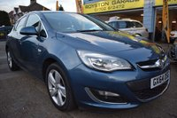 USED 2014 64 VAUXHALL ASTRA 1.6 SRI 5d AUTO 115 BHP NO DEPOSIT FINANCE AVAILABLE