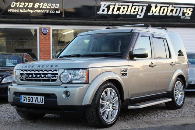 LAND ROVER DISCOVERY at Kiteley Motors
