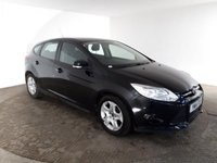 2014 FORD FOCUS 1.6 EDGE TDCI 115 5d 114 BHP £6999.00