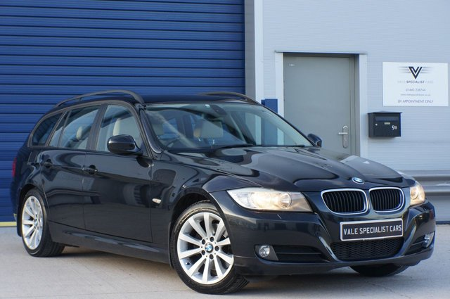 2009 BMW 3 SERIES 2.0 320D SE TOURING (SAT NAV)