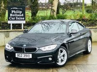 2016 BMW 4 SERIES 2.0 420D M SPORT 2d AUTO 188 BHP Professional Media £19995.00