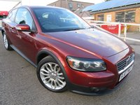 USED 2007 07 VOLVO C30 1.6 D SE 3d 110 BHP Great looking car economical to run Low miles for year Test drive welcome