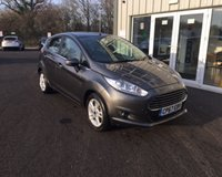 USED 2017 67 FORD FIESTA 1.0 ZETEC NAVIGATOR ECOBOOST AUTOMATIC (100ps) THIS VEHICLE IS AT SITE 2 - TO VIEW CALL US ON 01903 323333