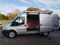 2013 FORD TRANSIT 125 350 MWB MEDIUM ROOF WITH ONLY 60,000 MILES £SOLD