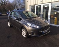 USED 2017 67 FORD FIESTA 1.0 ZETEC NAVIGATOR ECOBOOST (100ps) THIS VEHICLE IS AT SITE 2 - TO VIEW CALL US ON 01903 323333