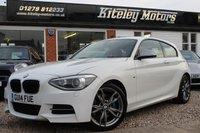 USED 2014 14 BMW 1 SERIES 3.0 M135i 3 DOOR 316BHP MANUAL