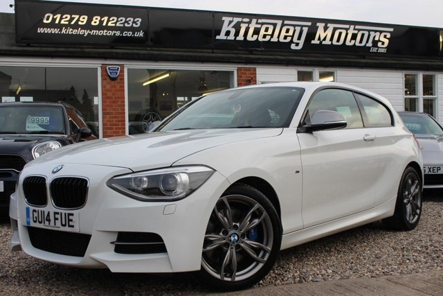 2014 14 BMW 1 SERIES 3.0 M135i 3 DOOR 316BHP MANUAL