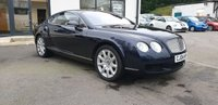 USED 2004 04 BENTLEY CONTINENTAL 6.0 GT 2d AUTO 550 BHP