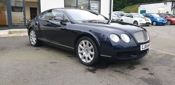 2004 BENTLEY CONTINENTAL 6.0 GT 2d AUTO 550 BHP £26890.00