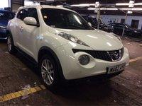2012 NISSAN JUKE 1.6 TEKNA 5d AUTO 117 BHP £SOLD