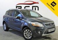 2010 FORD KUGA 2.0 TITANIUM TDCI 2WD 5d 138 BHP £7485.00
