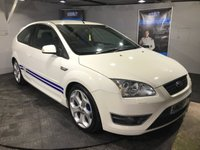 USED 2006 06 FORD FOCUS 2.5 ST-2 3d 225 BHP
