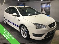 USED 2006 06 FORD FOCUS 2.5 ST-2 3d 225 BHP Bluetooth  :  Recaro sports seats  :  Heated front screen  :  Climate Control/Air-Conditioning