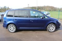 USED 2010 59 VOLKSWAGEN TOURAN 1.9 MATCH TDI 5d 103 BHP