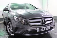 USED 2014 14 MERCEDES-BENZ GLA-CLASS 2.1 GLA220 CDI 4MATIC SE EXECUTIVE 5d AUTO 168 BHP