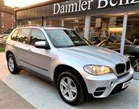 2013 BMW X5 3.0 XDRIVE30D AC 5d AUTO 241 BHP £14995.00
