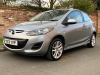 USED 2013 13 MAZDA 2 1.3 TAMURA 3d 83 BHP 2 OWNERS, £30 ROAD TAX, SERVICE HISTORY, MOT JAN 20,  EXCELLENT CONDITION,  ALLOYS, AIR CON, E/WINDOWS, R/LOCKING, FREE  WARRANTY, FINANCE AVAILABLE, HPI CLEAR, PART EXCHANGE WELCOME,