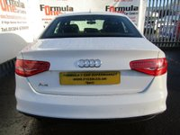 USED 2012 12 AUDI A4 2.0 TDI S line Multitronic 4dr 1 YEAR MOT+AUTOMATIC+BLUETOOTH