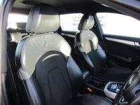 USED 2015 65 AUDI A4 2.0 TDI S line Avant Multitronic 5dr (Nav) 2 OWNERS+FULL MOT+FULL LEATHER