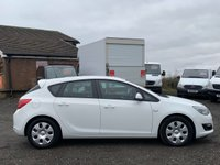 USED 2013 63 VAUXHALL ASTRA 1.3 ES CDTI 5d ECOFLEX AC AC, ONE OWNER, FDSH, £20 ROAD TAX, BLUETOOTH, CRUISE
