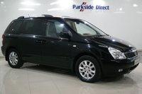 2010 KIA SEDONA 2.2 3 CRDI 5d AUTO 192 BHP £6750.00