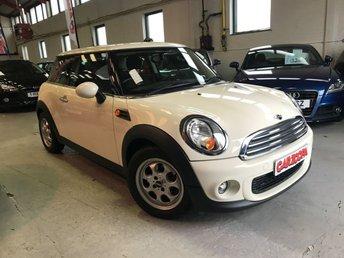 2012 MINI HATCH COOPER 1.6 COOPER 3d 122 BHP £9495.00