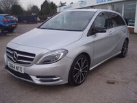 2015 MERCEDES-BENZ B CLASS 1.5 B180 CDI BLUEEFFICIENCY SPORT 5d AUTO 107 BHP £12495.00