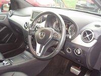 USED 2015 K MERCEDES-BENZ B CLASS 1.5 B180 CDI BLUEEFFICIENCY SPORT 5d AUTO 107 BHP