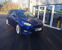 USED 2016 FORD FOCUS 1.0 ZETEC S ECOBOOST 125 BHP THIS VEHICLE IS AT SITE 1 - TO VIEW CALL US ON 01903 892224