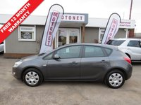 2010 VAUXHALL ASTRA 1.6 EXCLUSIV 5DR HATCHBACK 113 BHP £SOLD