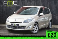 USED 2011 61 RENAULT SCENIC 1.5 DYNAMIQUE TOMTOM DCI 5d 110 BHP 7 Seater