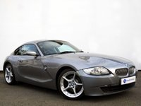 USED 2006 56 BMW Z4 3.0 Z4 SI SPORT COUPE 2d 262 BHP RARE Z4 COUPE SPORT with 3.0L ENGINE & GOOD SERVICE HISTORY......