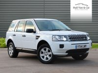2014 LAND ROVER FREELANDER 2.2 TD4 GS 5d 150 BHP £9995.00