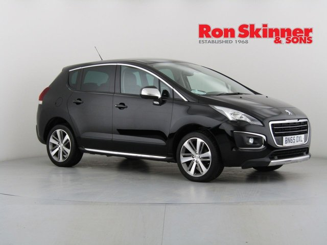View our 2015 65 PEUGEOT 3008 1.6 BLUE HDI S/S ALLURE 5d 120 BHP
