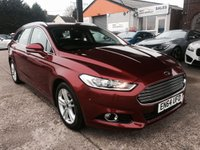 2015 FORD MONDEO