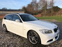 USED 2011 11 BMW 3 SERIES 2.0 320D SPORT PLUS EDITION TOURING 5d AUTO 181 BHP